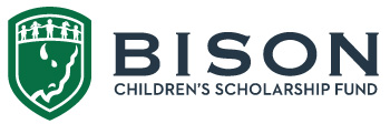 Bison Children's Scholarship Fund Retina Logo