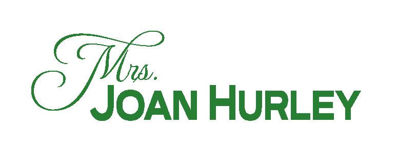 Mrs. Joan Hurley