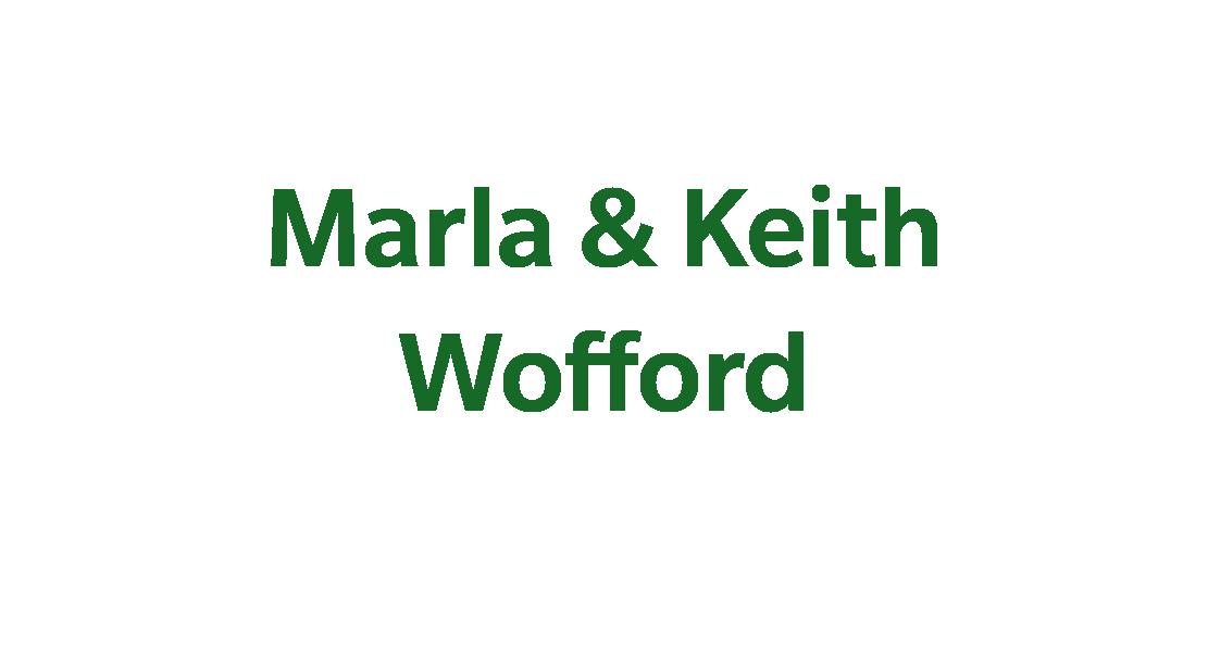 Marla & Keith Wofford